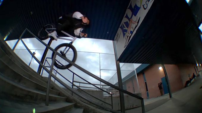 VOLUME BMX: Billy Perry & Jarren Barboza - Voyager V2 Frame Promo