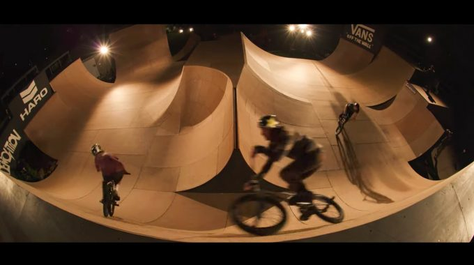 VANS BMX: Homestead - Dennis Enarson, Corey Walsh, Jason Watts