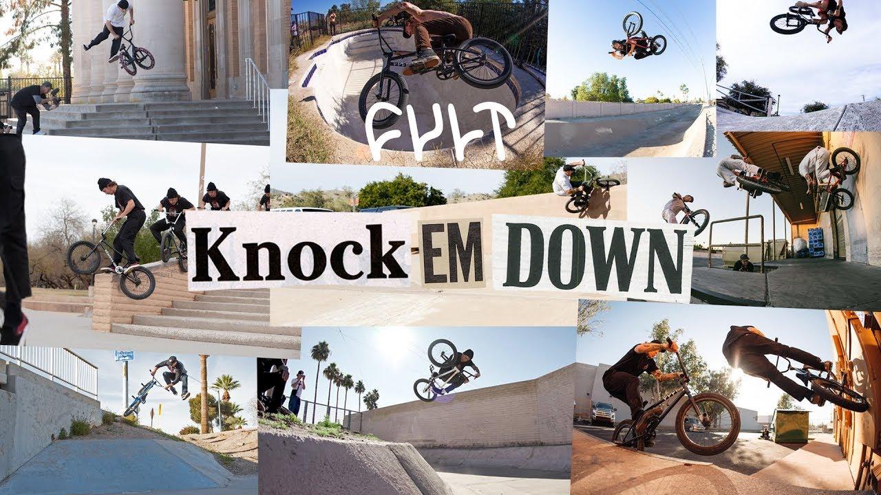 CULT CREW: Knock Em Down – 28 Days in Arizona