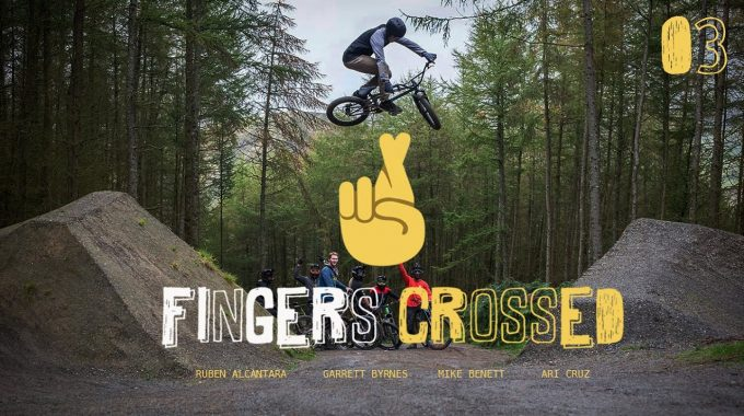 FINGERS CROSSED BMX: Episode Three - Revolution Bike Park
