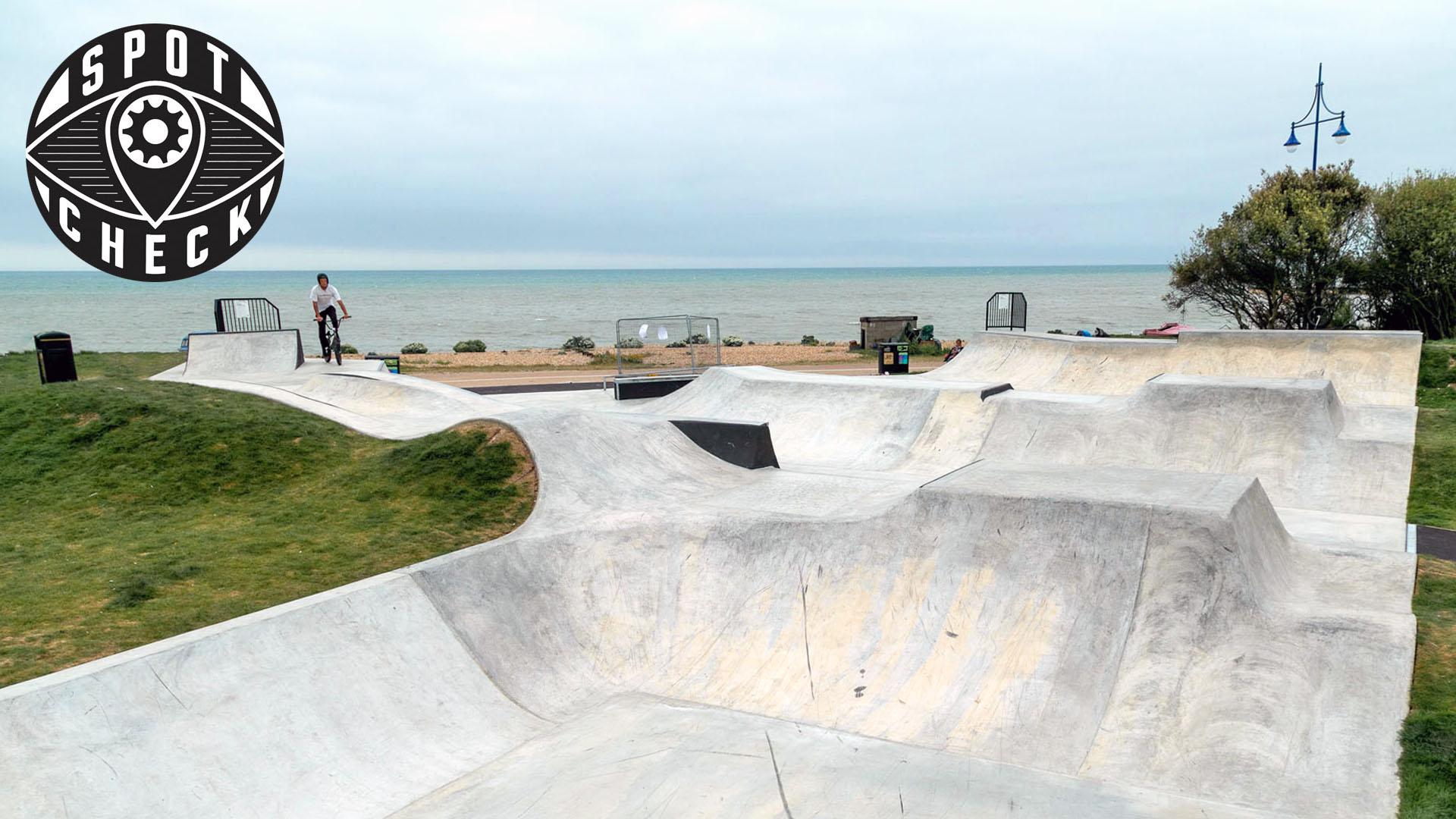 SPOT CHECK: Eastbourne Skatepark