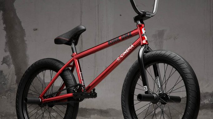 KINK BMX: 2021 complete bikes now in the UK