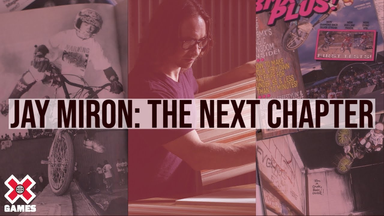 JAY MIRON: The Next Chapter