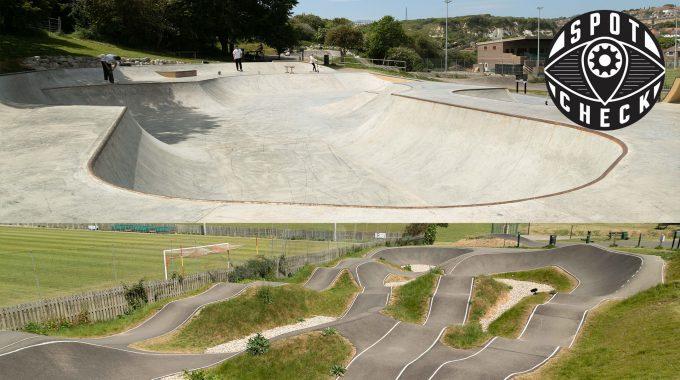 SPOT CHECK: Newhaven Skatepark & Pump Track