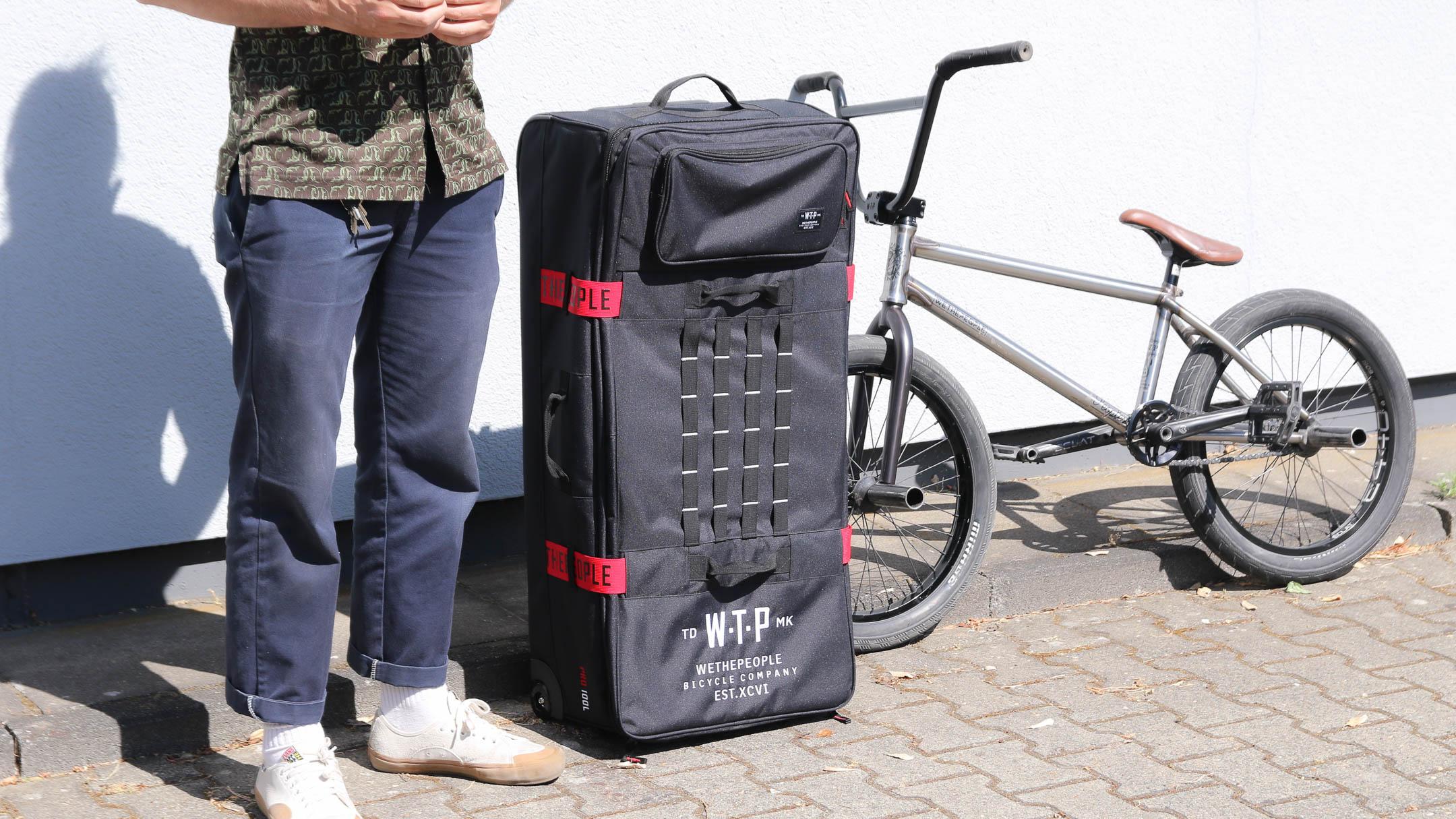 NEW DROP: Wethepeople Flight Bag