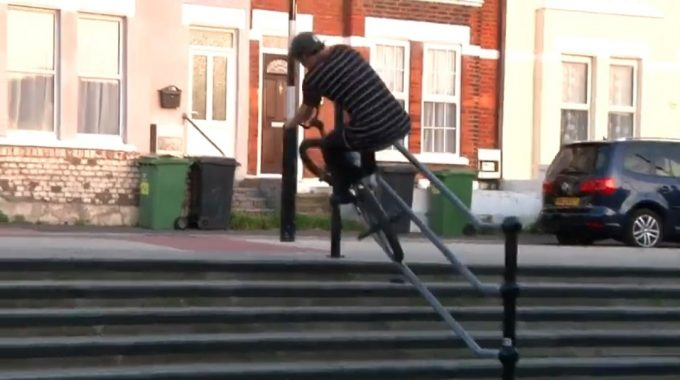 SOUTH COAST BMX: Daniel Bungay - BADTIMES