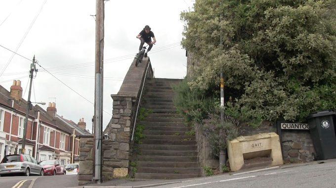 UNITED BMX: Harry Mills Wakley 2020