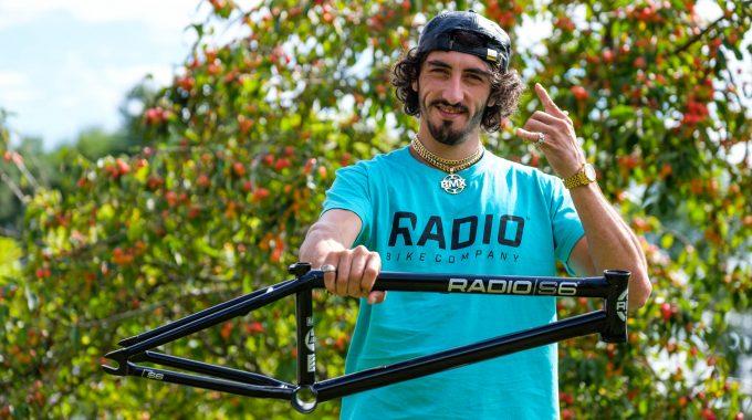 NEW PRODUCT: Radio Bikes S6 - Jack Clark Signature Frame