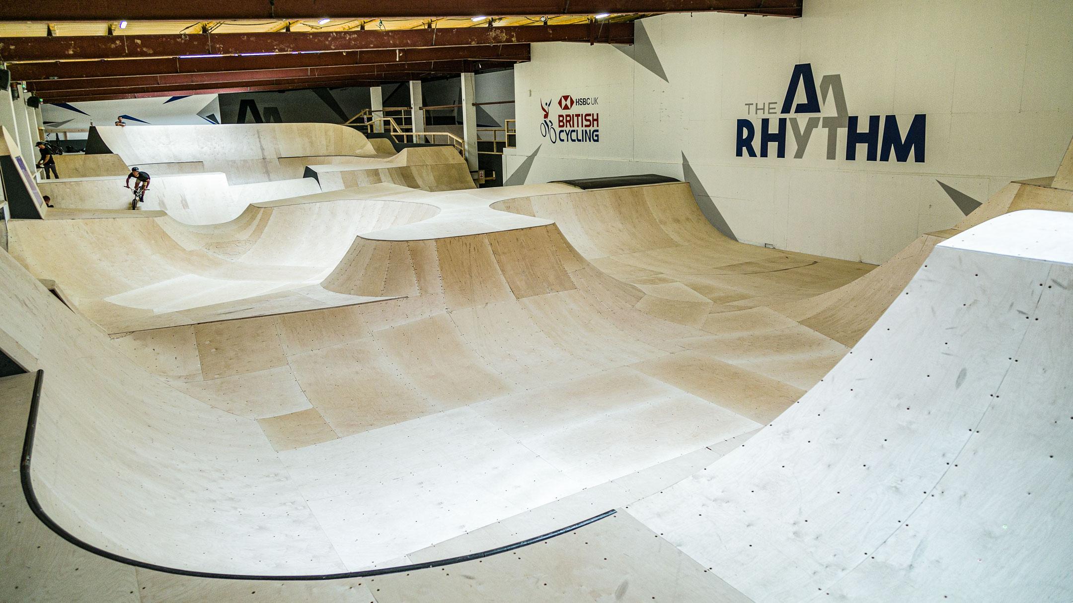 THE RHYTHM ROOM: Inside Corby's new flow park