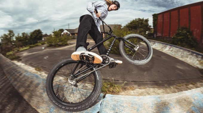 BIKE CHECK: Ellis Lloyd
