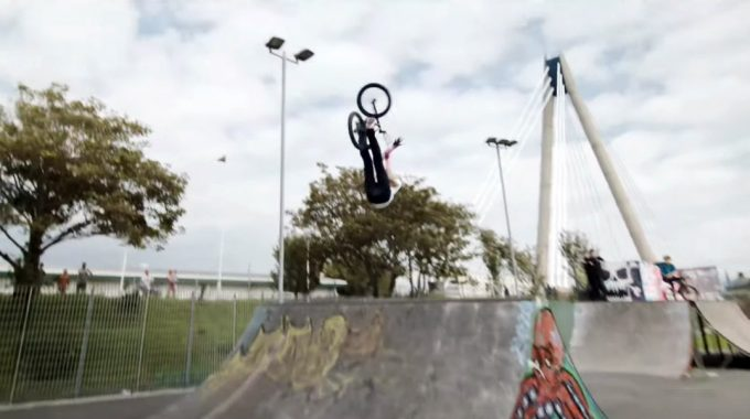 HYPER BMX: Dylan Hessey - Welcome to Am Team