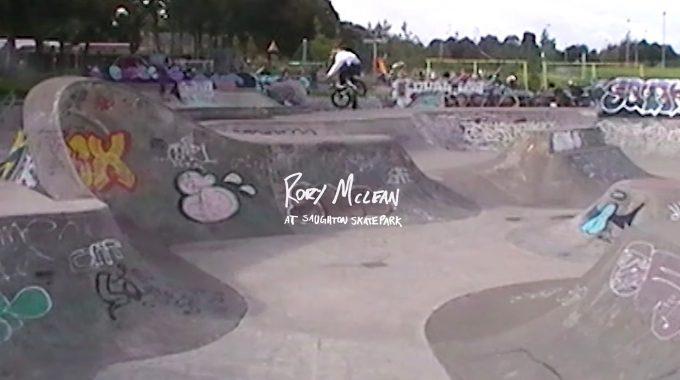 BSD: Rory Mclean - Saughton