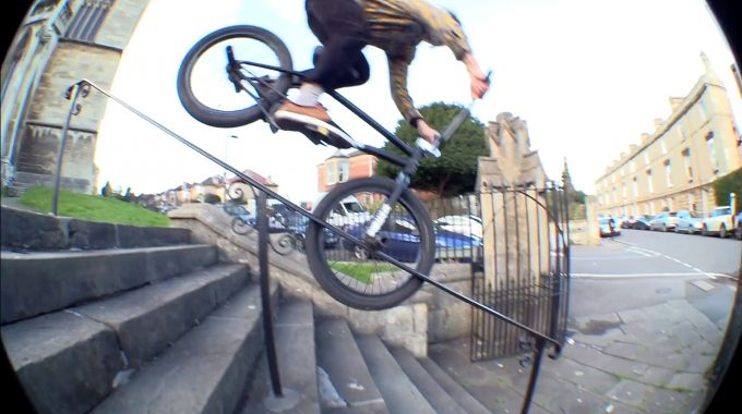 UNITED BMX: Harry Mills Wakley Signature HMW Bars