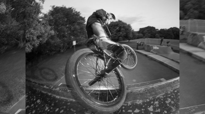 NELLY BMX: In The Summertime