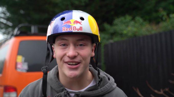 RED BULL: Kieran Reilly added to UK team