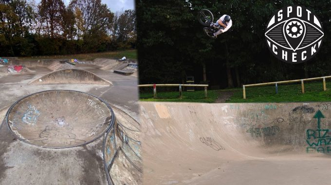 SPOT CHECK: Wakefield Skatepark