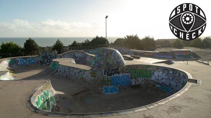 SPOT CHECK: Hastings Skatepark / Boyley Skatepark