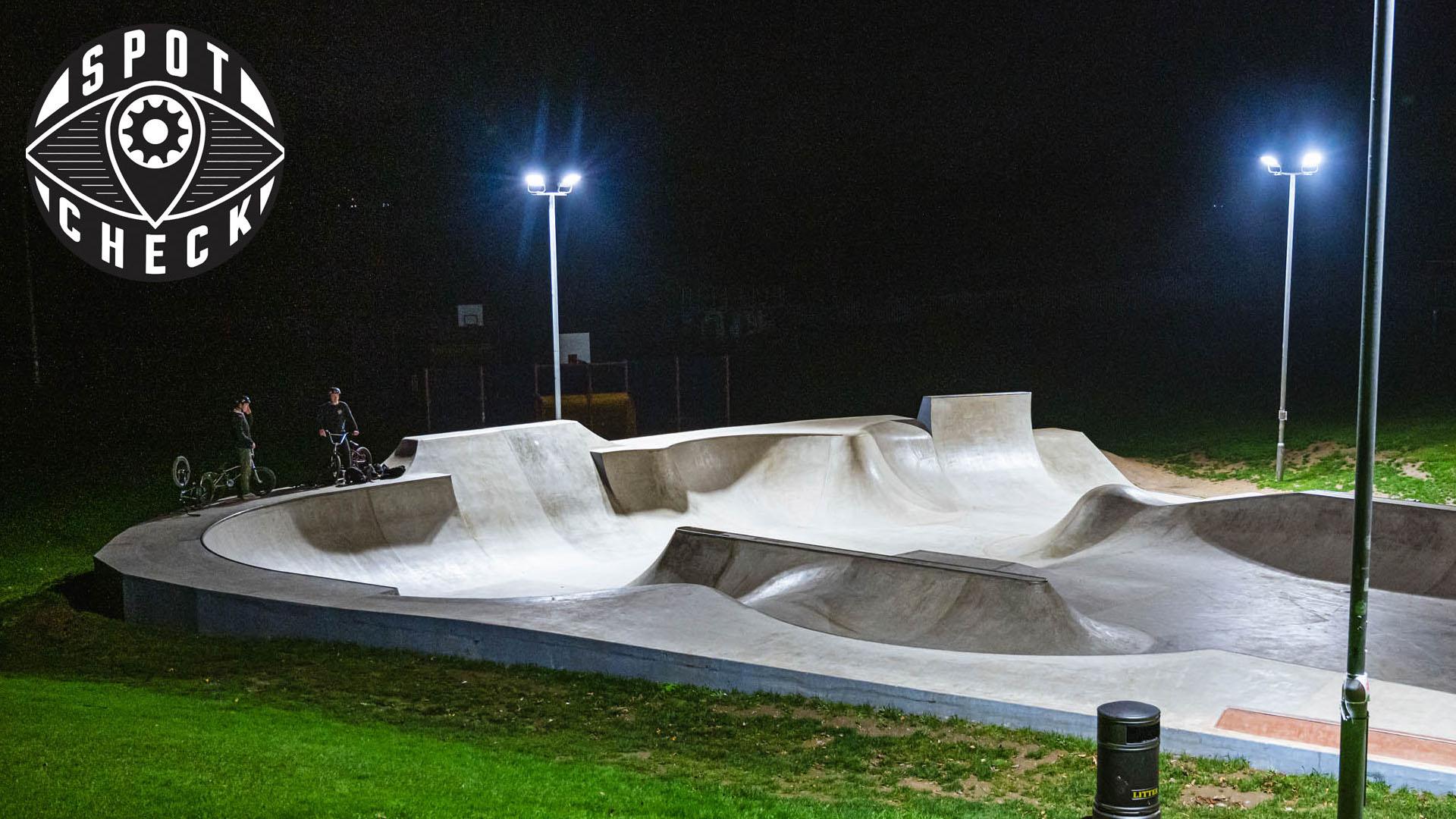 SPOT CHECK: Radcliffe on Trent Skatepark