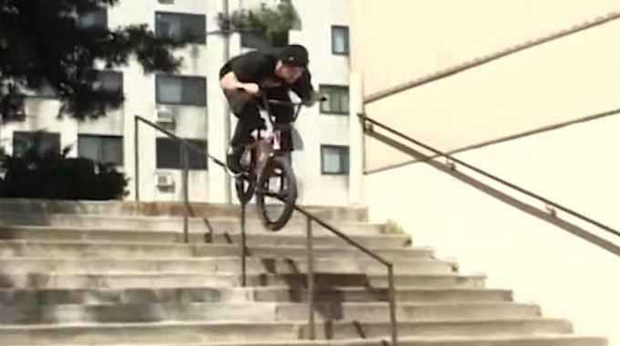 WETHEPEOPLE: Jordan Godwin 'Out of Line' Section