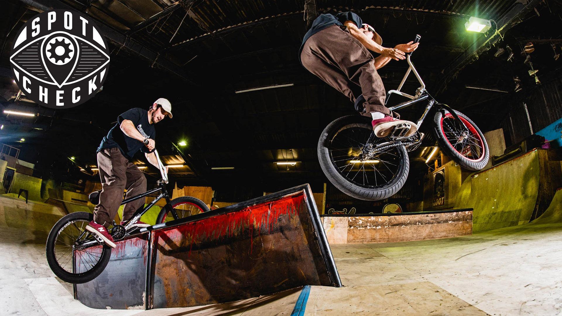 SPOT CHECK: Boneyard Skatepark