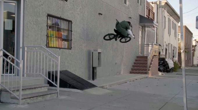 VANS BMX: Dakota Roche - Seeking Liberty