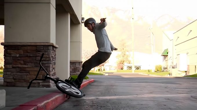 GT BMX: Tate Roskelley - Wait, What?