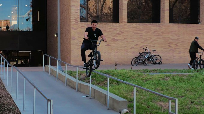 KINK BMX: Jacob Cable - ATX Vacation