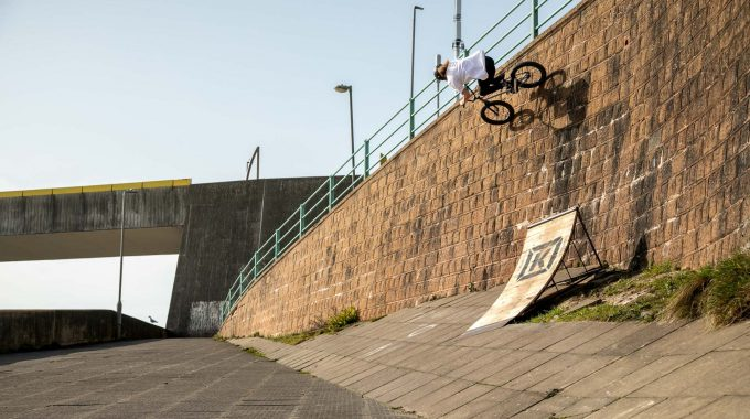 TEAM NEWS: Casson Downing on Kink BMX