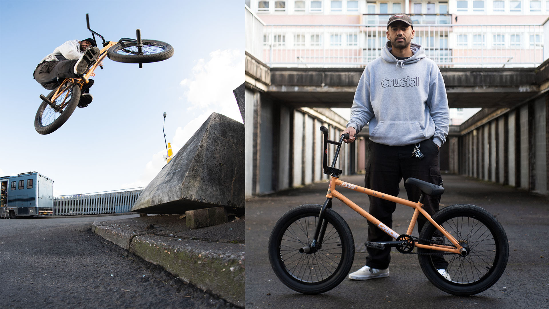 BIKE CHECK: Mike Suttle