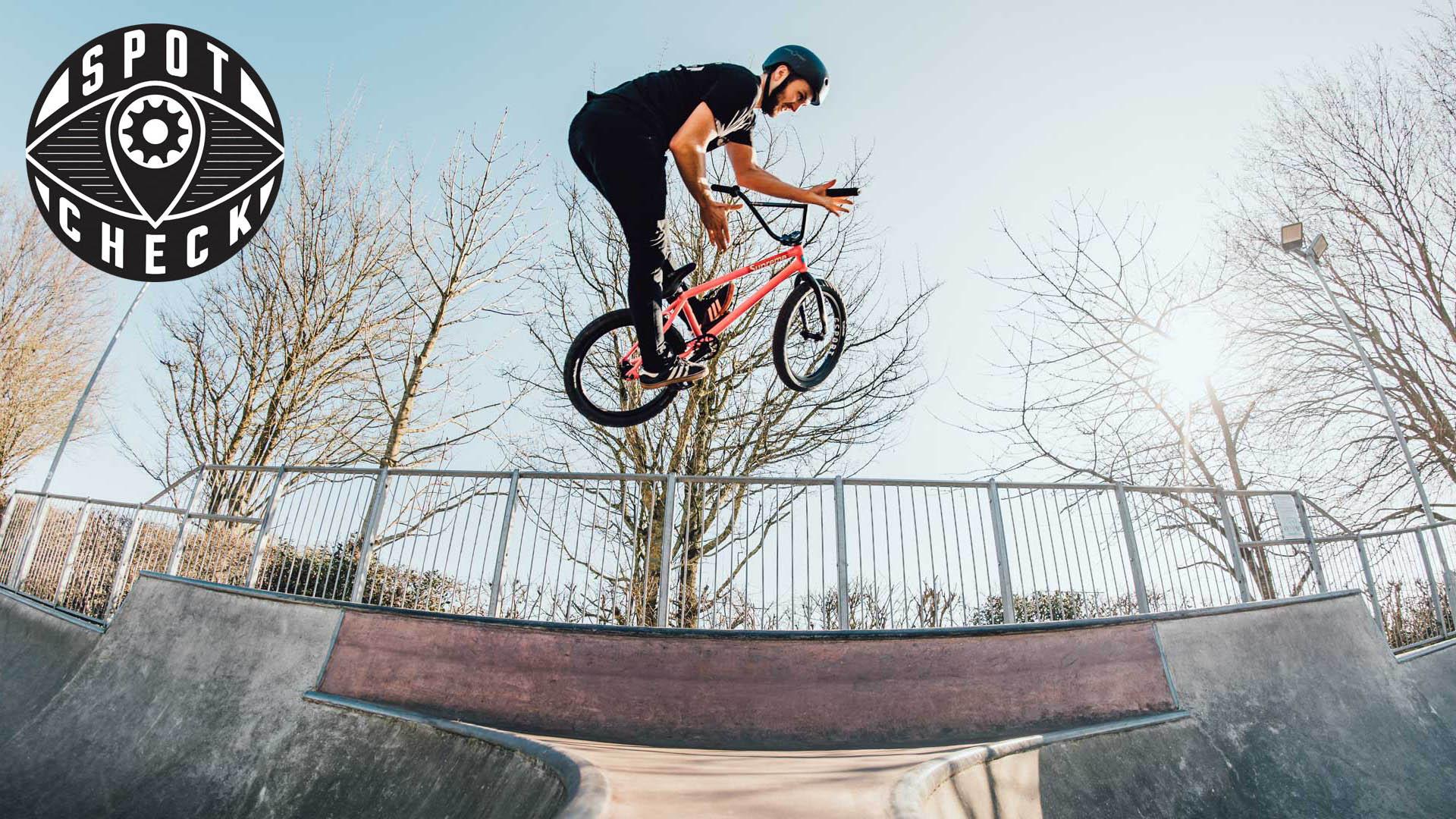 SPOT CHECK: Euxton Skatepark
