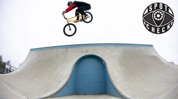 SPOT CHECK: Lewes Skatepark
