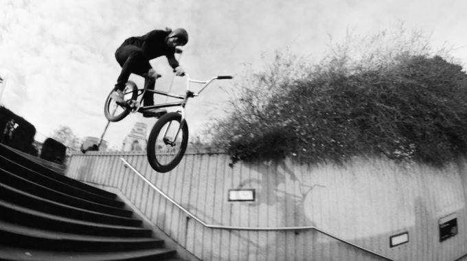 HIDEOUT BMX: Nathan Goring Welcome