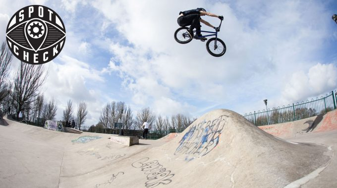 SPOT CHECK: Orford Skatepark, Warrington