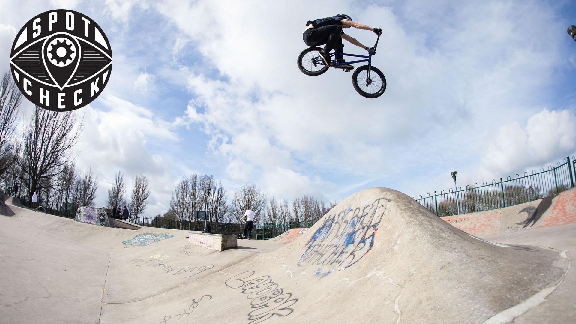 SPOT CHECK: Orford Skatepark, Warrington