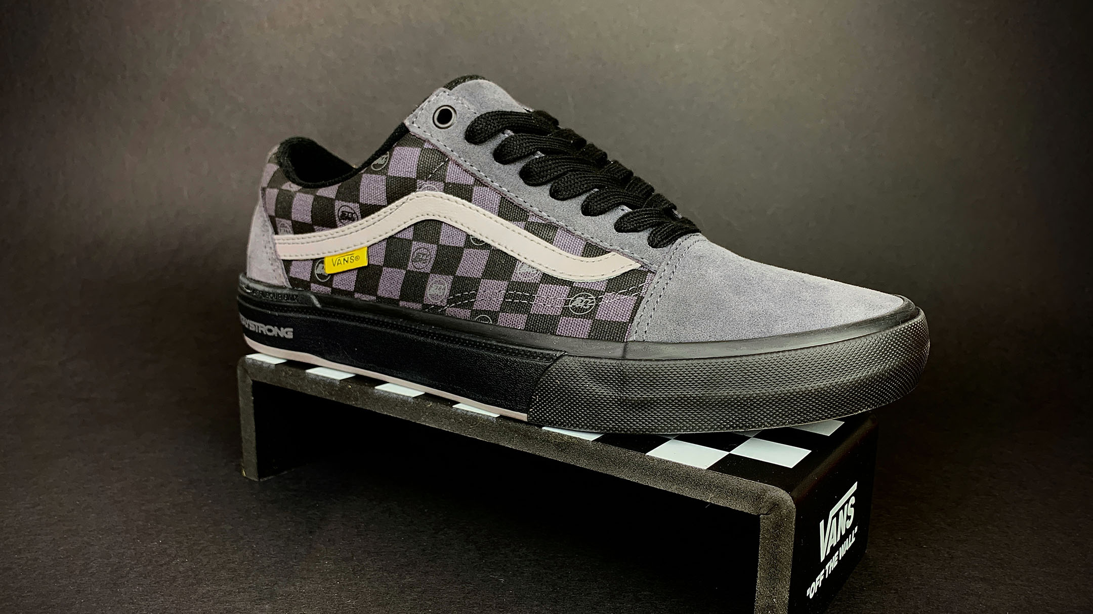 STAY STRONG x VANS: V3 Limited Edition Shoes