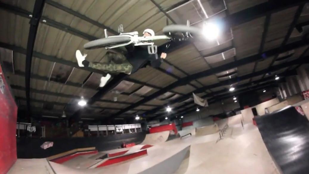 ENTITY BMX SHOP: George Batty 'The Fun Doesn't Stop' Part