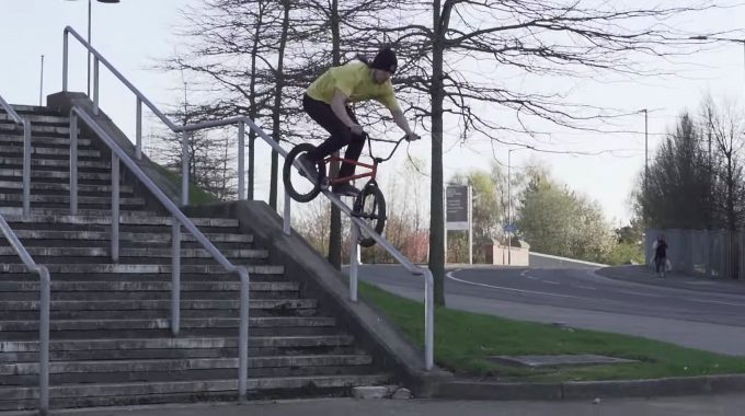 FITBIKECO: Tariq Haouche - A Nice Bank Holiday Lads
