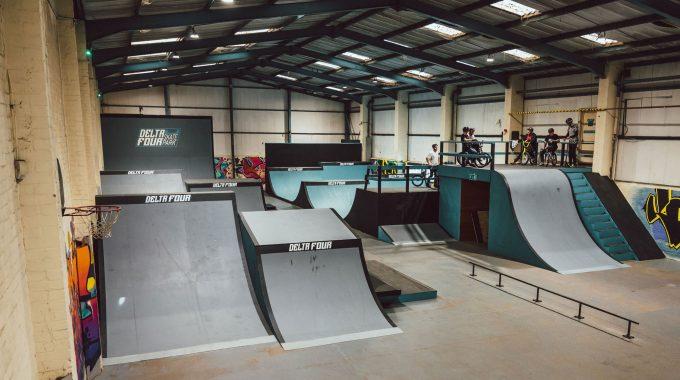 SPOT CHECK: Delta Four Skatepark