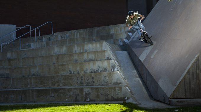 VANS BMX: Angie Marino - Enjoy The Ride