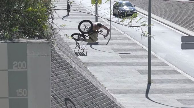 KINK BMX: Santi Laverde – Welcome To The Team