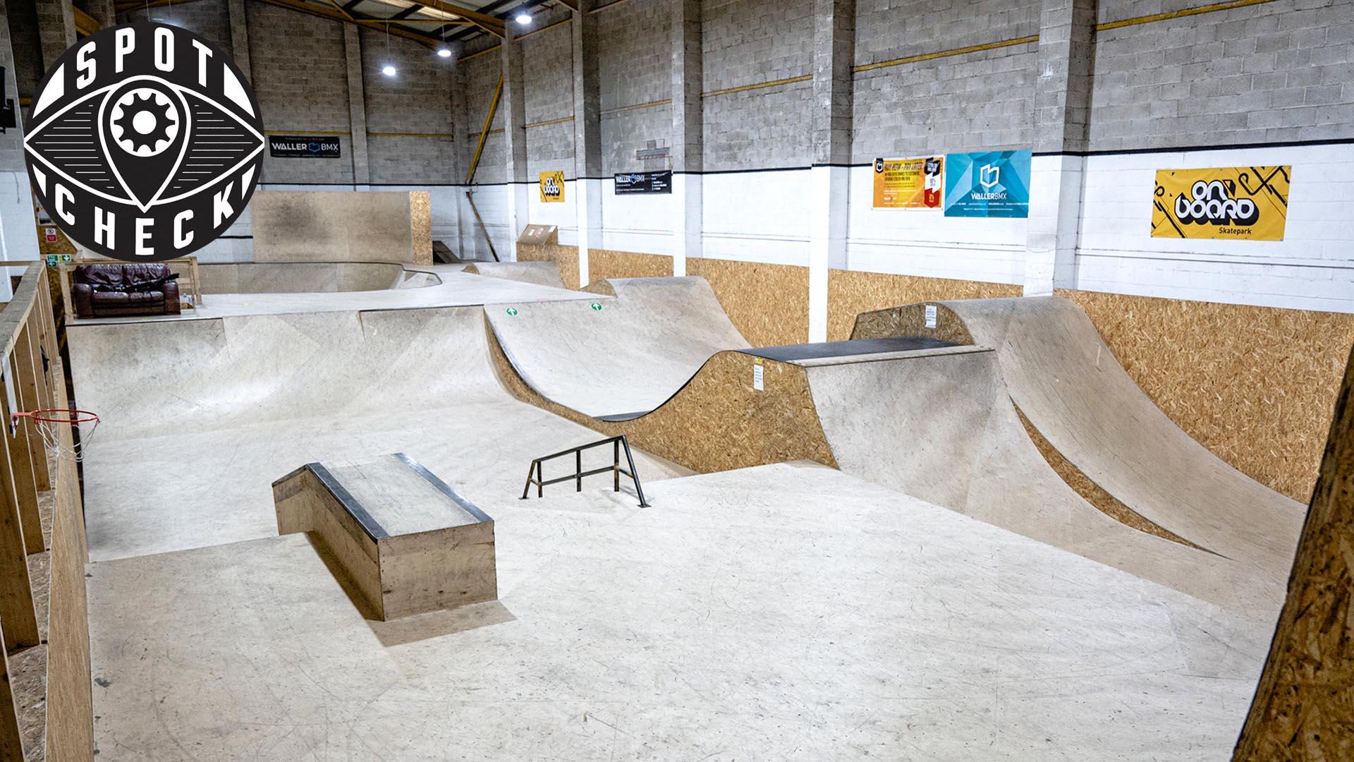 SPOT CHECK: Onboard Skatepark