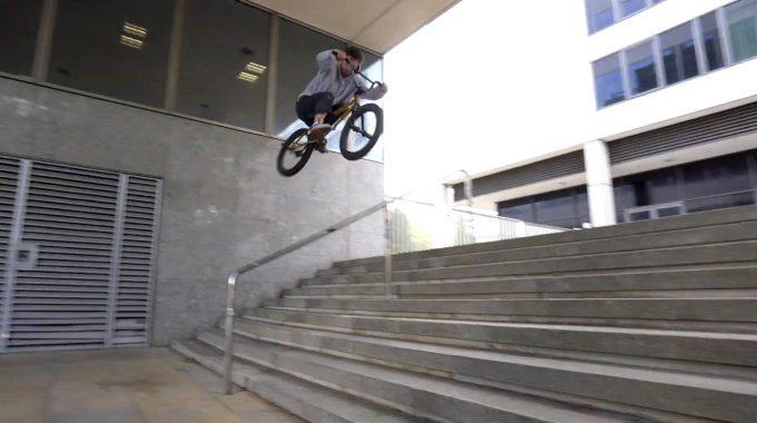 UNITED BMX: Kris Bunnage