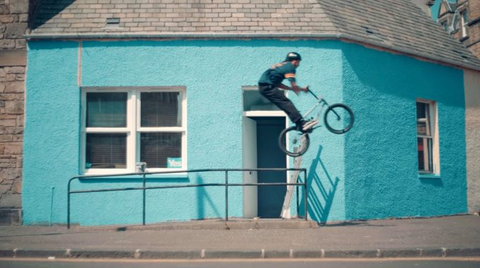 GT BMX: Michael Dickson – Welcome to the team