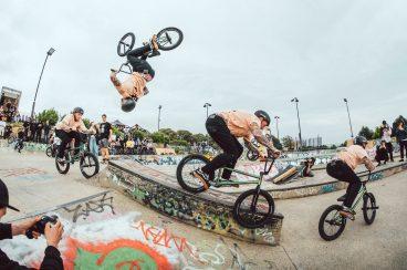 Ash Finlay, street rider? Flip to smith