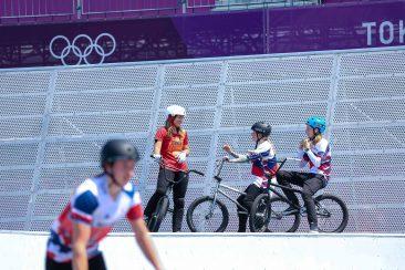 Ladies of BMX