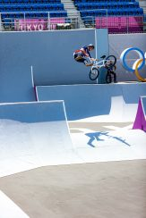 Justin Dowell, channel gap whip