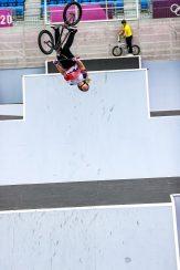 Charlotte Worthington, 360 flip