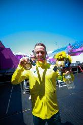 Logan Martin, Gold