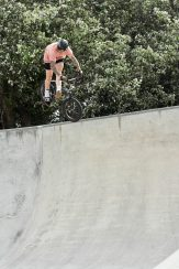Ash Finlay, footjam to cancan