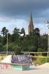 Fergy, Exeter